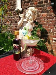 Cocktail de sureau