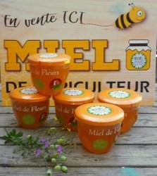 Vente de miel 3